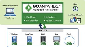 agenti installati file transfer gestiti