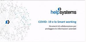 webinar covid smartworking